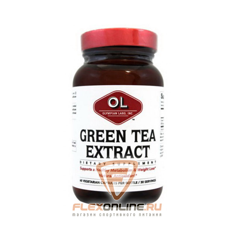 Olympian Labs Green Tea Extract