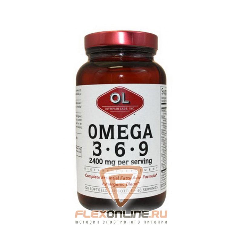 Olympian Labs Omega 3-6-9