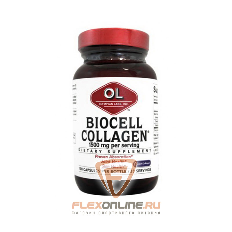 Olympian Labs BioCell Collagen