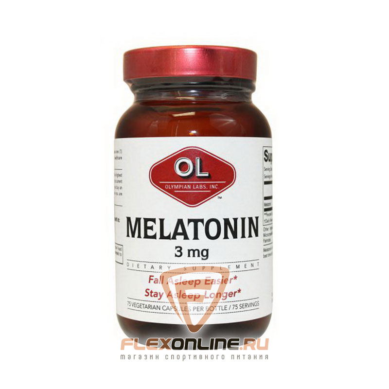 Olympian Labs Melatonin