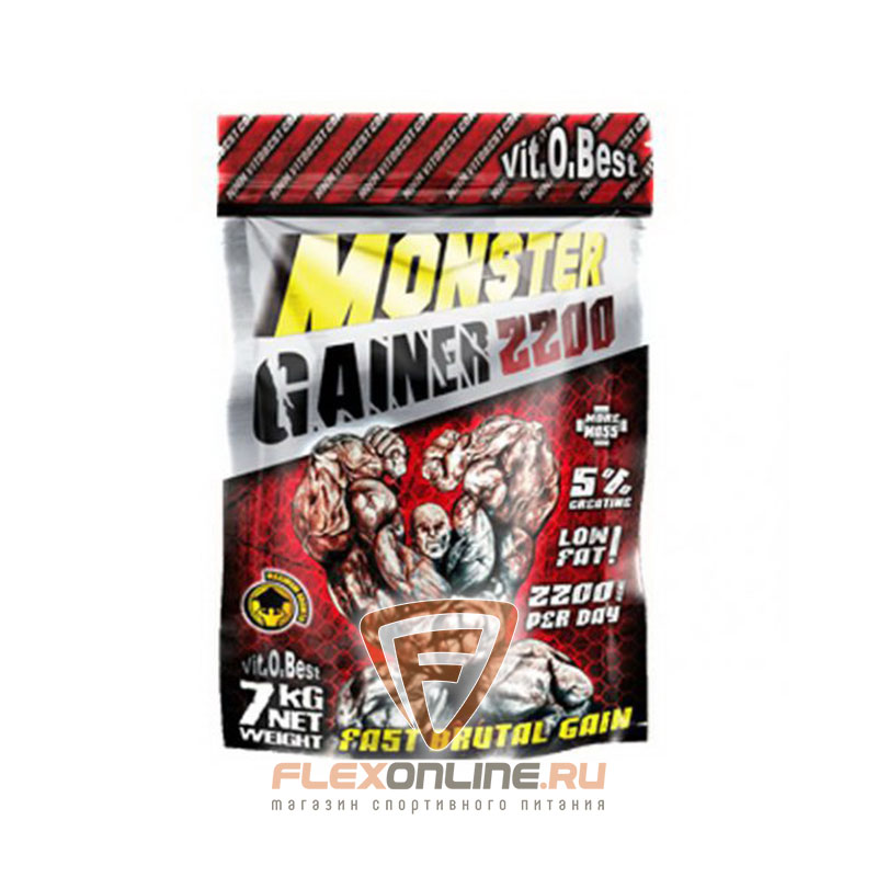 Vit.O.Best Monster Gainer 2200