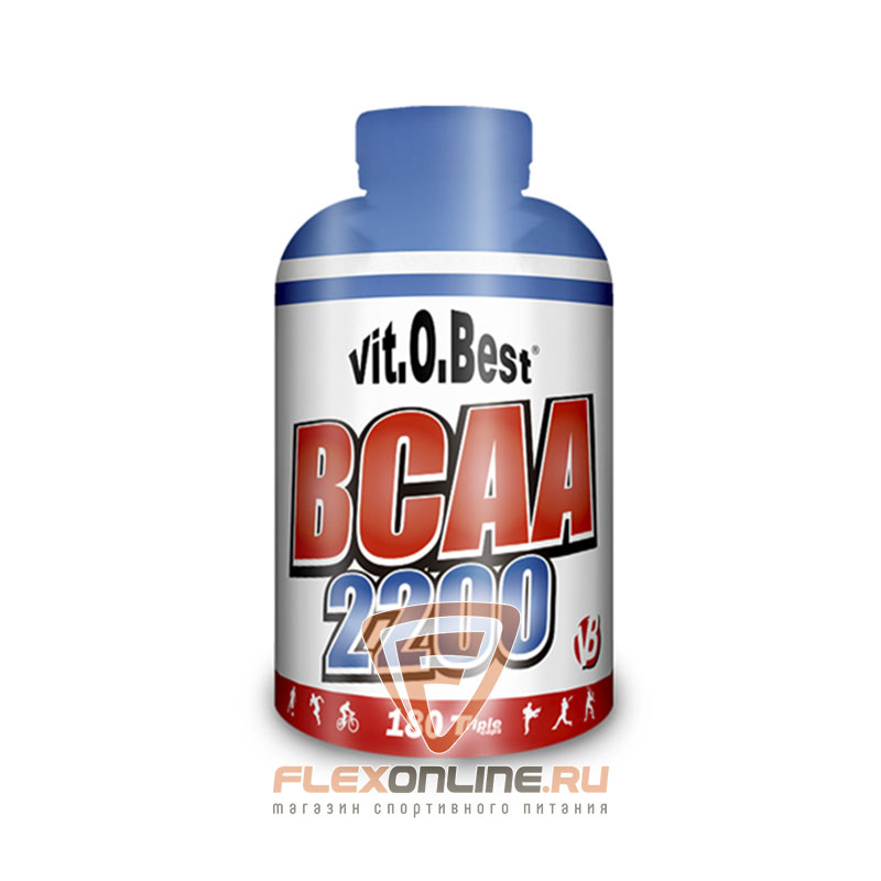 Vit.O.Best BCAA 2200