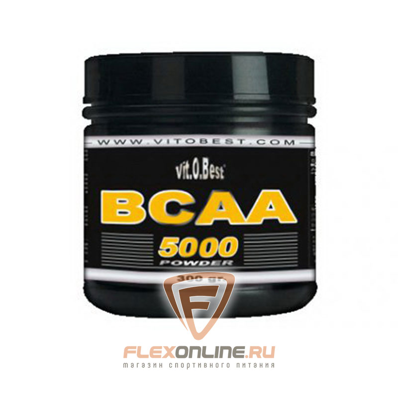 Vit.O.Best BCAA 5000 Powder