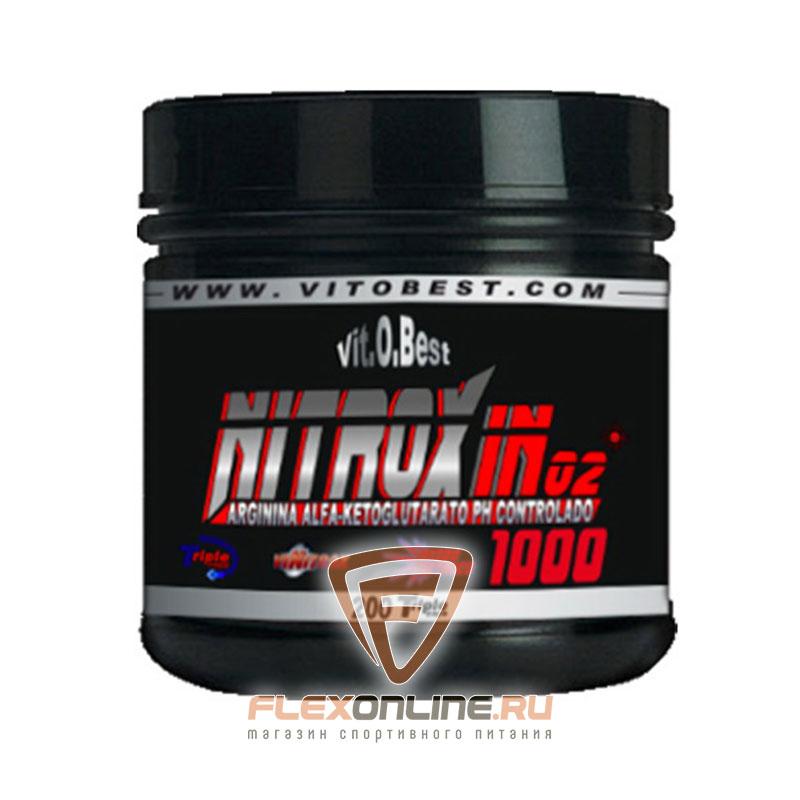 Предтреники Nitroxin02 от Vit.O.Best