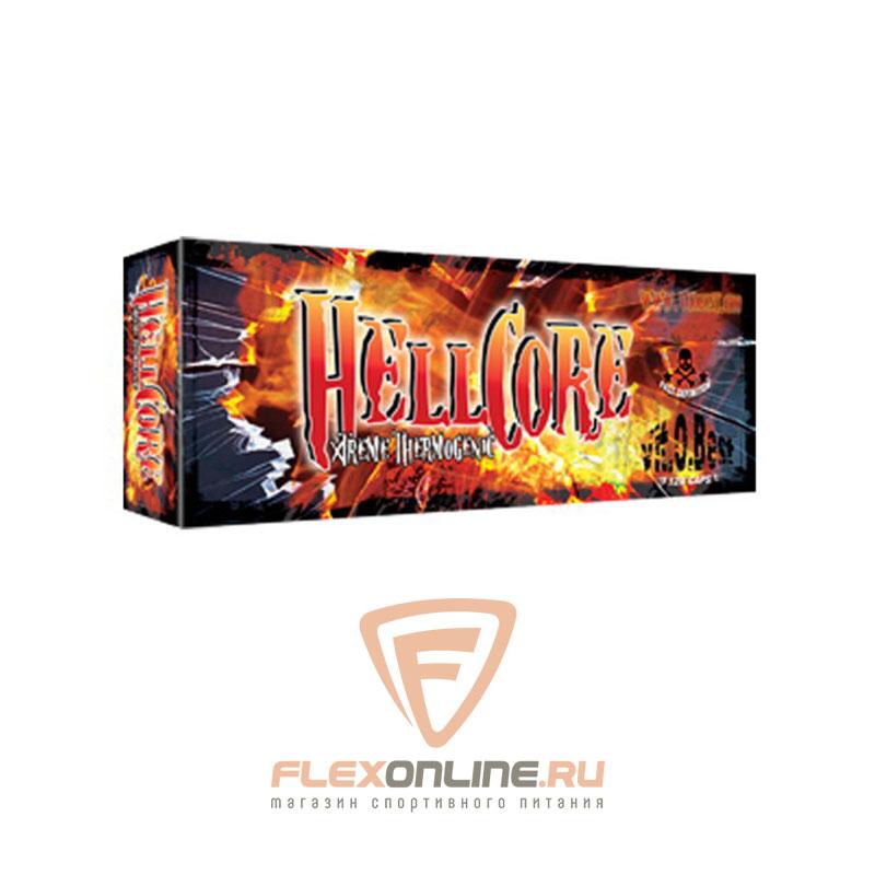 Жиросжигатели Hell Core от Vit.O.Best