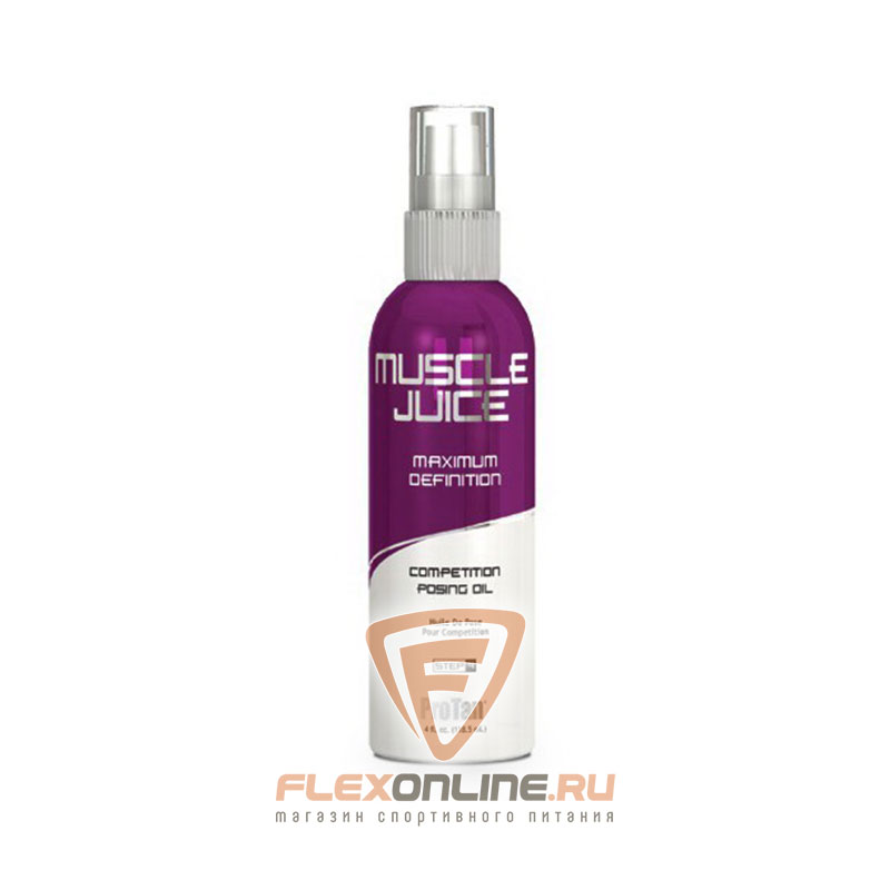 Грим автозагар Muscle Juice от Protan