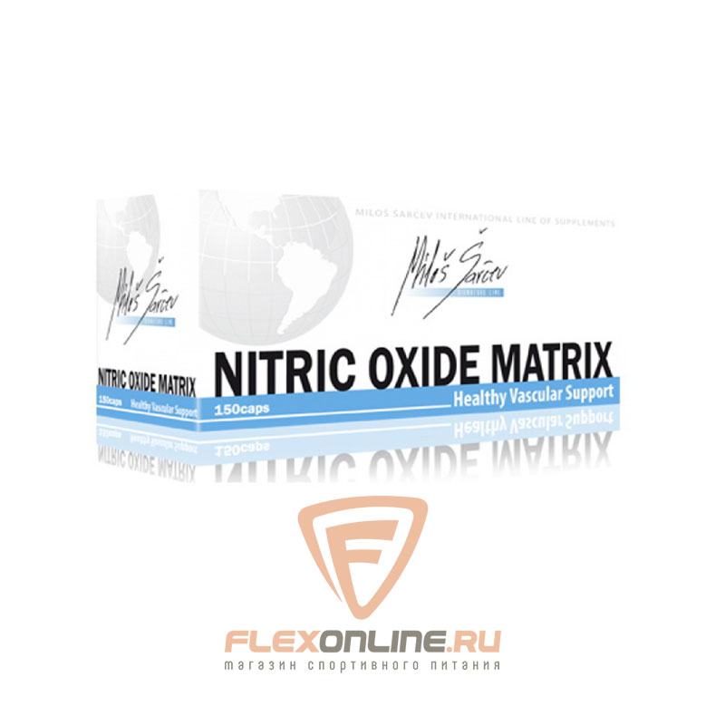 Предтреники Nitric Oxide от Milos Sarcev