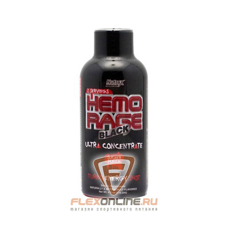 Напитки Hemo Rage Black от Nutrex