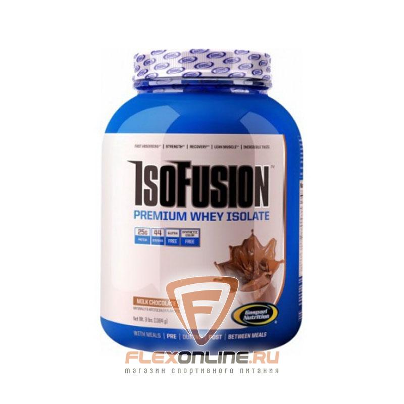 Протеин IsoFusion от Gaspari