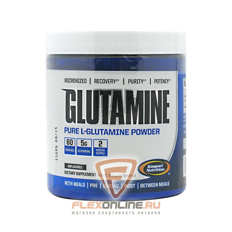 L-глютамин Glutamine от Gaspari