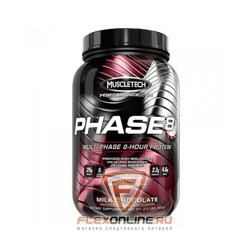 Протеин Phase 8 Performance Series от MuscleTech