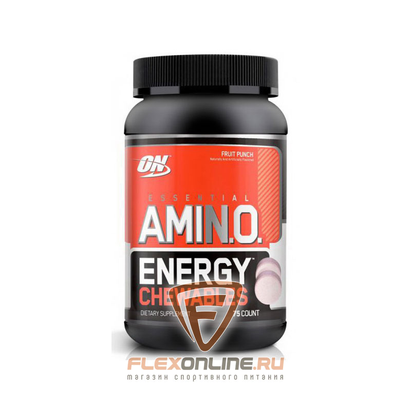 Аминокислоты Amino Energy Chewables от Optimum Nutrition