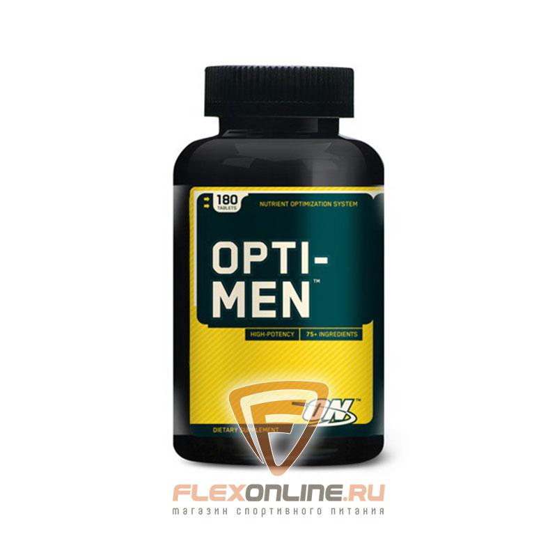 Витамины Opti-Men от Optimum Nutrition