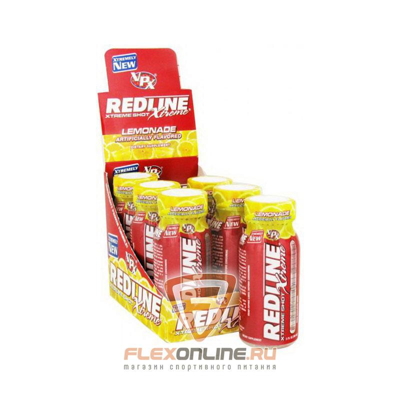 Энергетики Redline Xtreme Shot от VPX