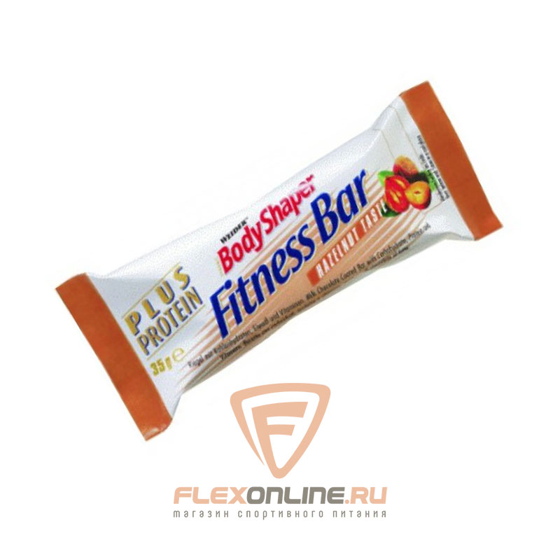 Шоколадки Fitness Bar Plus Protein от Weider