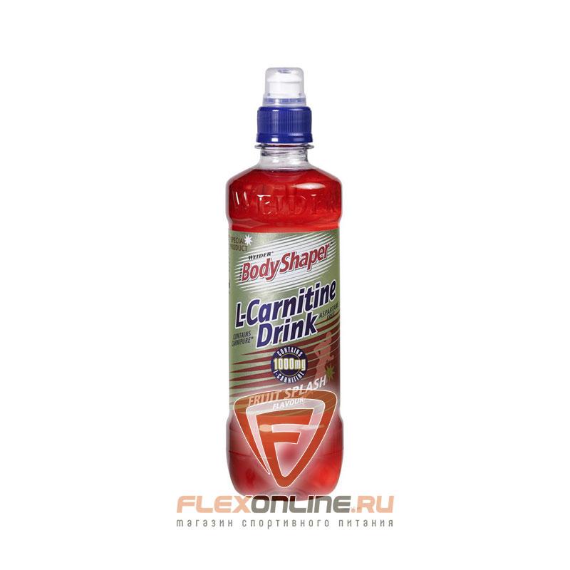 Напитки L-Carnitin drink от Weider