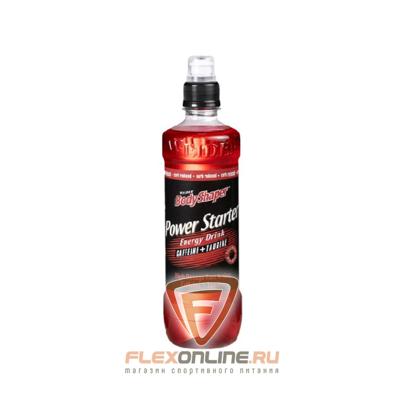 Напитки Power Starter Energy Drink от Weider