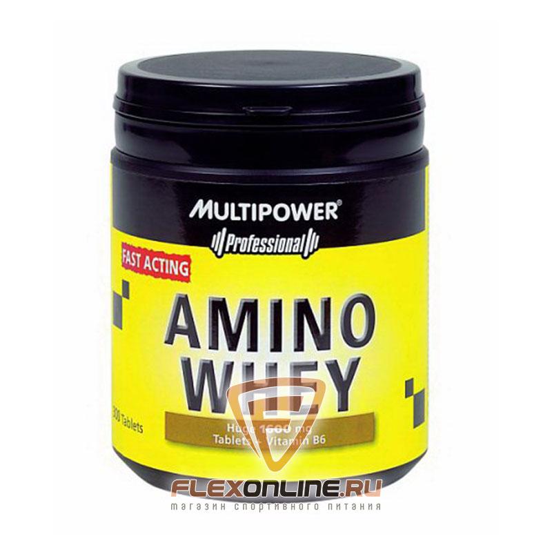 Аминокислоты Amino Whey от Multipower