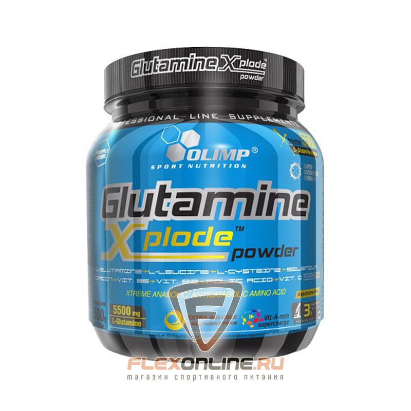 L-глютамин Glutamine Explode от Olimp