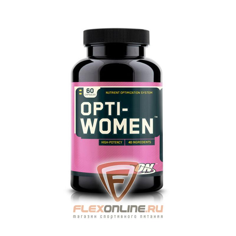 Витамины Opti-Women от Optimum Nutrition