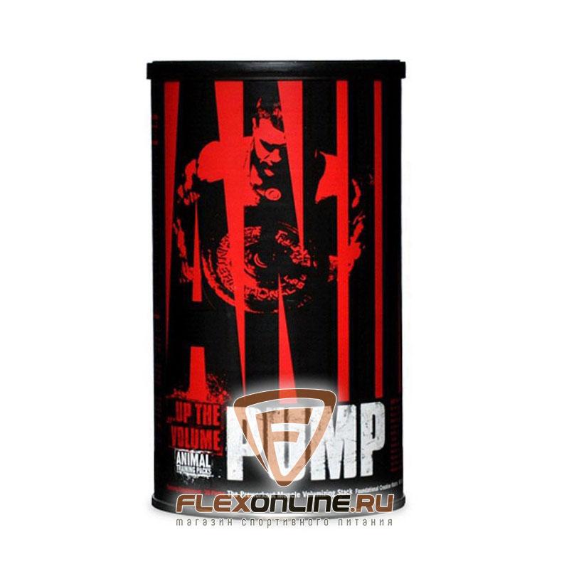 Предтреники Animal Pump от Universal