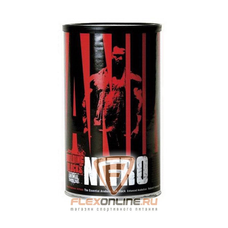 Аминокислоты Animal Nitro от Universal