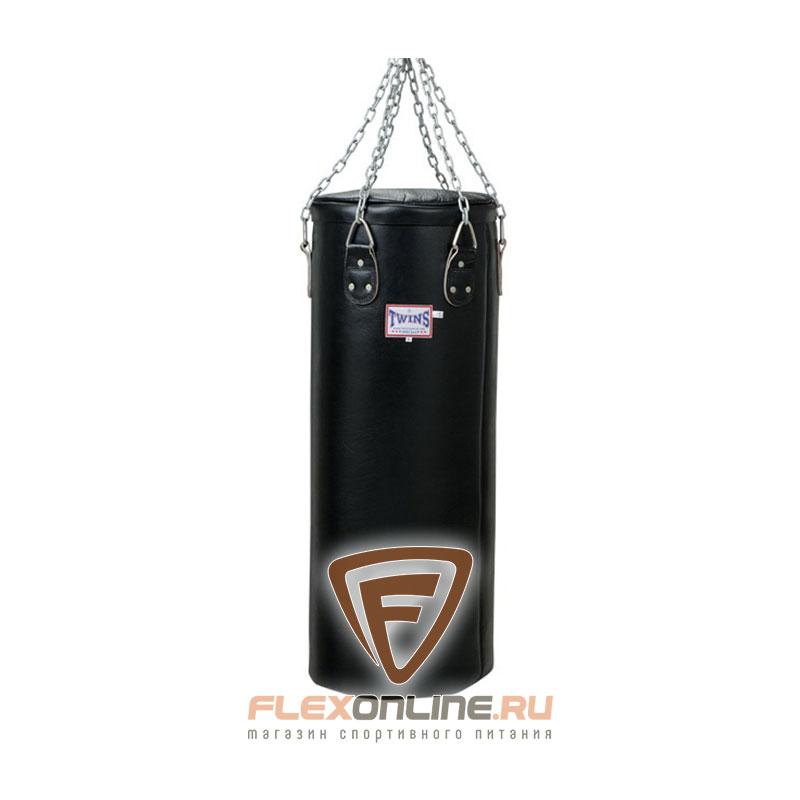Груши и мешки Мешок боксерский большой L 36x150 см от Twins