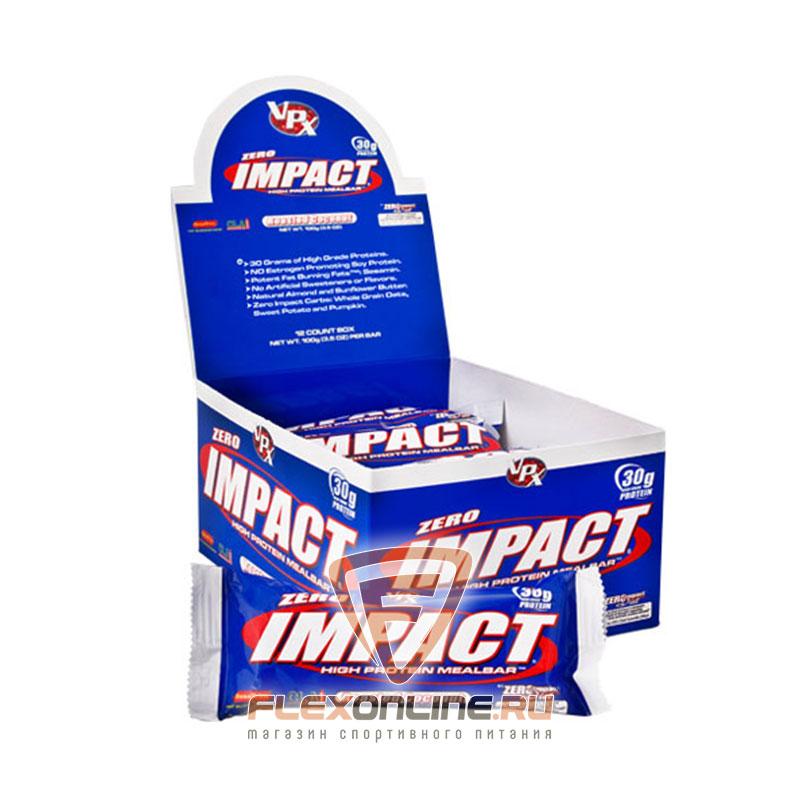 Шоколадки Zero Impact Bar от VPX