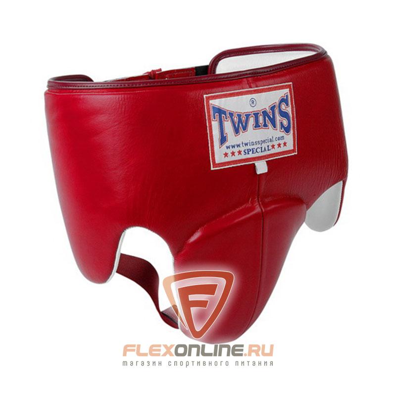 Защита тела Бандаж с поясом XL красный от Twins