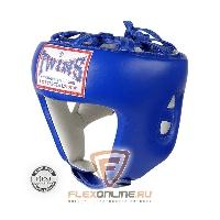 Шлемы Боксерский шлем соревновательный L синий от Twins