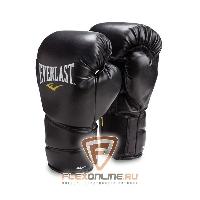 Боксерские перчатки Перчатки боксерские тренировочные Protex2 16 унций L/XL чёрные от Everlast
