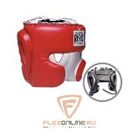 Шлемы Шлем боксерский тренировочный M красный от Cleto Reyes