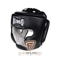 Шлемы Шлем тренировочный XL чёрный от King