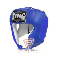 Шлемы Шлем тренировочный XL синий от King