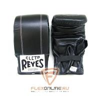 Cнарядные перчатки Перчатки снарядные на липучке M чёрные от Cleto Reyes