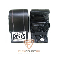 Cнарядные перчатки Перчатки снарядные на липучке XL чёрные от Cleto Reyes