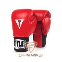 Боксерские перчатки Перчатки боксерские тренировочные 14 унций от Title