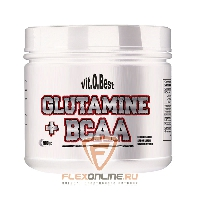 BCAA Glutamine + BCAA Complex от Vit.O.Best