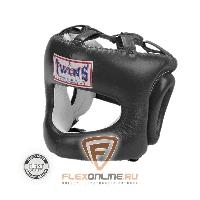 Шлемы Боксерский шлем с дугой L чёрный от Twins