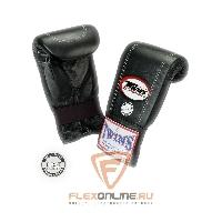 Cнарядные перчатки Перчатки снарядные на резинке  M чёрные от Twins