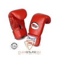 Cнарядные перчатки Перчатки снарядные тренировочные на липучке  XL красные от Twins