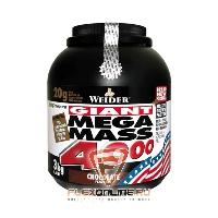 Гейнер Mega Mass 4000 от Weider