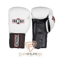 Боксерские перчатки Боксерские перчатки тренировочные 16 унций белые от Ringside