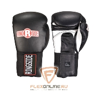 Боксерские перчатки Боксерские перчатки тренировочные 18 унций черные от Ringside