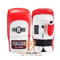 Cнарядные перчатки Перчатки снарядные на резинке XL красно-белые от Ringside