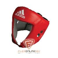 Шлемы Шлем боксерский для соревнований красный от Adidas