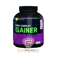 Гейнер Pro Complex Gainer от Optimum Nutrition
