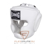 Шлемы Шлем тренировочный L белый от King