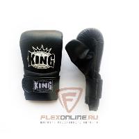 Cнарядные перчатки Перчатки снарядные на резинке XL чёрные от King