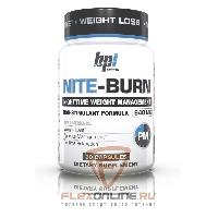 Жиросжигатели NITE-BURN от BPI